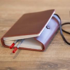 Caderno de viagem Skizo